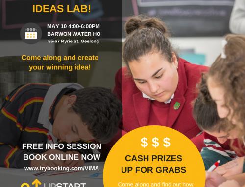 2018 Ideas Lab with Jason Clarke
