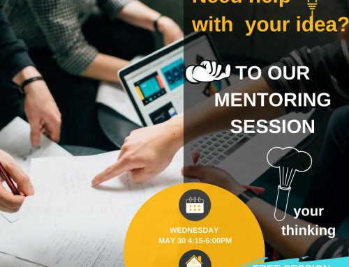 Drop-in mentoring session