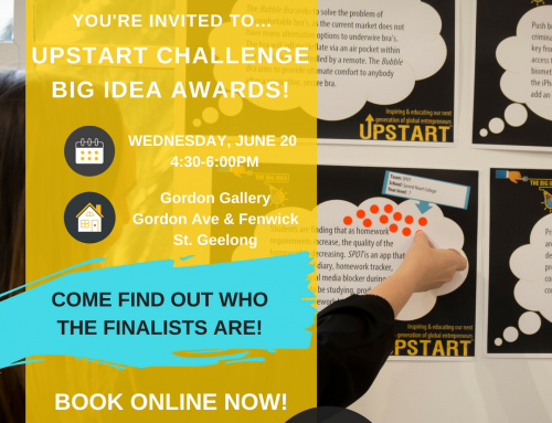 Upstart Big Idea Awards