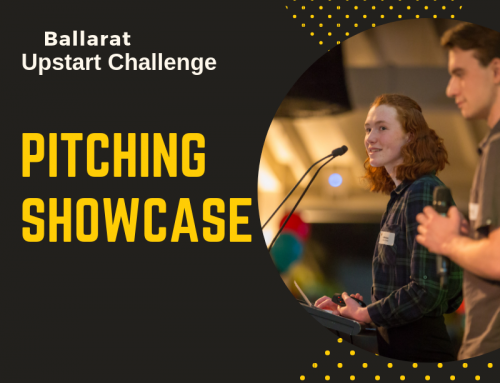 Ballarat – Upstart Challenge Young Entrepreneurs Pitching Showcase