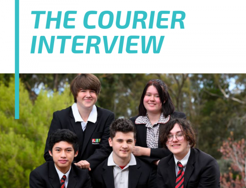 The Courier Blog