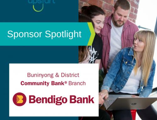 Sponsor Spotlight: Buninyong & District Community Branch of Bendigo Bank