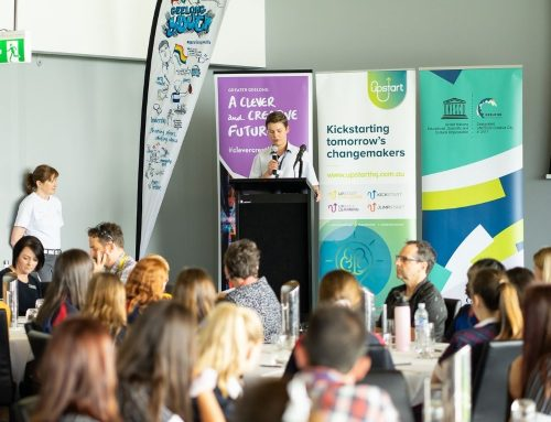 Upstart kickstarts the region's youth at the Local and Vocal Summit